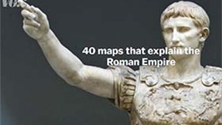 Weiterlesen: 40 maps that explain the Roman Empire